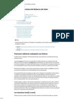 Lectura y escritura de ficheros de texto — Introducción a Octave 1.0 documentation