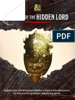 Baldur's Gate - Shield of the hidden lord