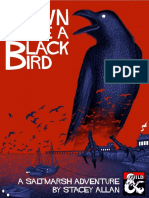 Saltmarsh (adventure) Down came a blackbird (level 1-4)