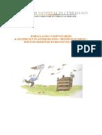 etude et définition emballage biodégradable