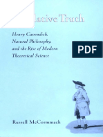 Speculative Truth Henry Cavendish Natural Philosophy and the Rise of Modern Theoretical Science.pdf