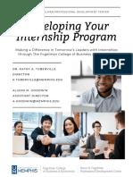developing your internship program  6