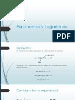 4 Propiedades de los Logaritmos
