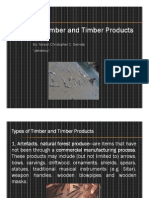 Types of Timber PDF