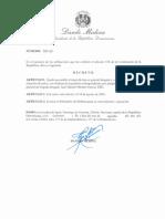 Decreto 320-20