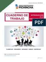 CUADERNO DE TRABAJO ADMINISTRACIÓN 1.0