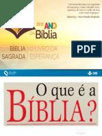 Dia da Bilia Alunos Teologia