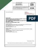 [VDE 0318-1,DIN EN 60893-1_2004-12] -- Isolierstoffe -Tafeln aus technischen Schichtpressstoffen auf der Basis warmhärtender Harze für elektrotechnische Zwecke -Teil 1_ Definitionen, Bezeic
