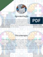 Psicólogo Marciano Inocente - Apresentação, Psicoterapia e Conceitos