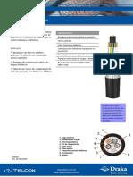 cabo optico DDR TELCON