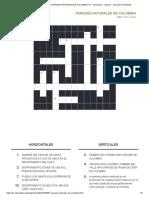 Imprimir Crucigrama_ PARQUES NATURALES DE COLOMBIA (11º - Secundaria - quimica - educación ambiental)