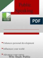 principles of public communication