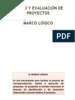 Presentación MARCO LÓGICO