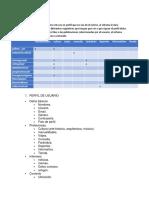 Servicios adaptativos y metodo