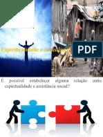 Palestra Ass. Social e Espiritualidade 2019