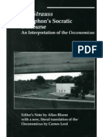 Leo Strauss - Xenophon's Socratic Discourse_ An Intepretation of the Oeconomicus  -St. Augustine's Press (1998).pdf