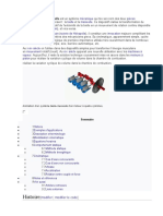 Le système bielle-manivelleDescription et terminologie