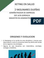 INTRODUCCION RESEÑA HISTORICA MARKETING