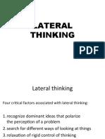 Macvex - Lateral thinking
