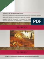 La función Administrativa y las Formas de Actuación de la Administración
