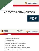 Presupuesto de Caja Proyectado UPB