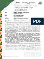 INFORME N° 165  Observacion  Rendicion de Habilito.docx
