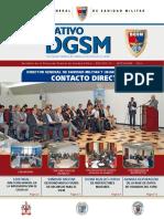 INFORMATIVO DGSM No. 19