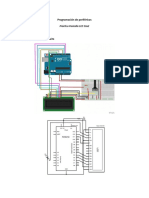 Practica LCD Display 2x16