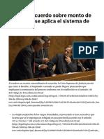 En un preacuerdo sobre monto de la pena no se aplica el sistema de cuartos _ Noticias jurídicas y análisis de nuevas leyes AMBITOJURIDICO.COM