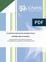 Informe CNAS 03.2015 (15.04.2015)