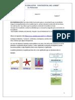 Guía 6° 16 -06