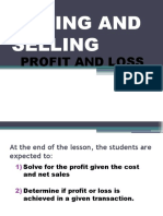 PPT10-profit and Loss
