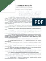 DELIBERAÇÃO Nº 185, DE 19 DE MARÇO DE 2020 - DELIBERAÇÃO Nº 185, DE 19 DE MARÇO DE 2020 - DOU - Imprensa Nacional