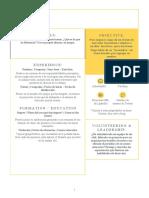 Curriculum Vitae (CV) (Curriculo y su formato -Predicting-)