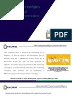 Unidad 1. Recurso 2. Marketing estratégico versus marketing operativo