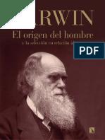 Darwin, origen del hombre y sexo