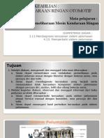 6 Media Pembelajaran KD 3.13 & 4.13 Sistem Pelumasan