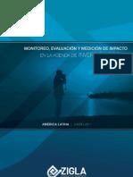 Monitoreo, evaluación y medición de impacto en la agenda de inversión social ZIGLA 2011