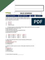 CLASS 3  computer PT1 ( PARTII ) REVISION