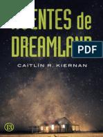 Agentes de Dreamland - Caitlin R. Kiernan.docx