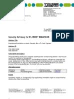 Security_Advisory_PLCnext_Engineer-CVE-2020-12499