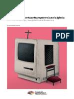 Informe Transparencia Diocesis 2019