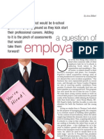 1 COVER STORY- a question of employability