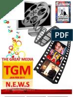 TGM - Issue 1 (Jan-Feb 2011)
