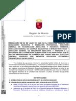 158108-Resolución instrucciones inicio de curso 2020-2021 ESO y Bachillerato (COMPLETA)