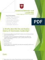 Group Assignment & PPT Presentation_MSPM 3