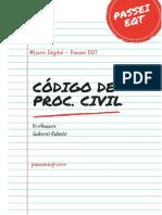 Livro Digital - Código de Processo Civil