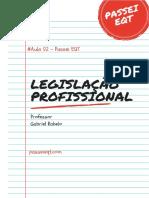 Livro Digital - Legislação Profissional