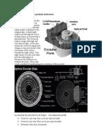 Digital Setting Circles for Amateur Telescopes - encoder