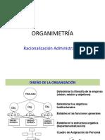 1. organimetria